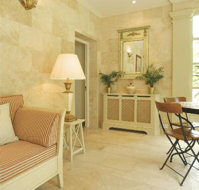 Natural stone for interior design 4