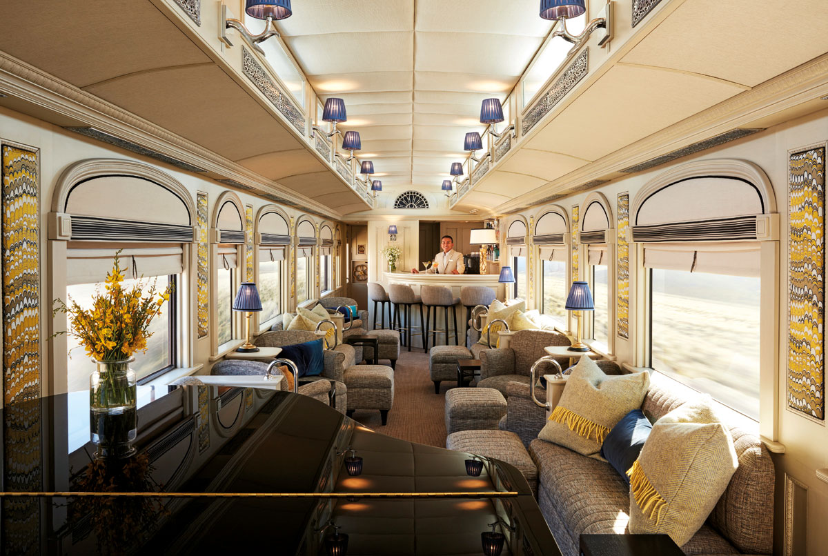 Project Of The Week – Belmond Andean Explorer