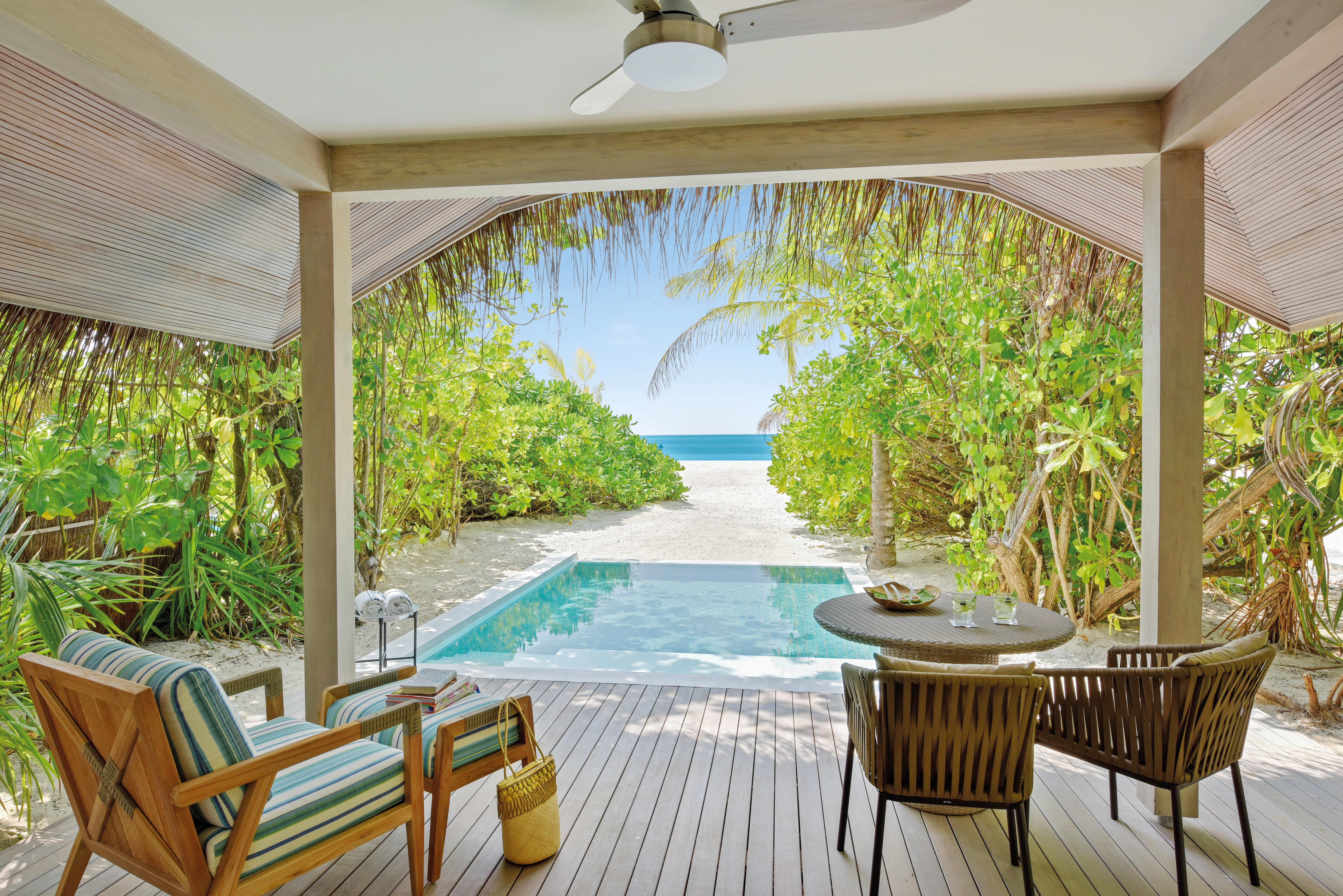 Project Of The Week – Kanuhura Resort, Maldives