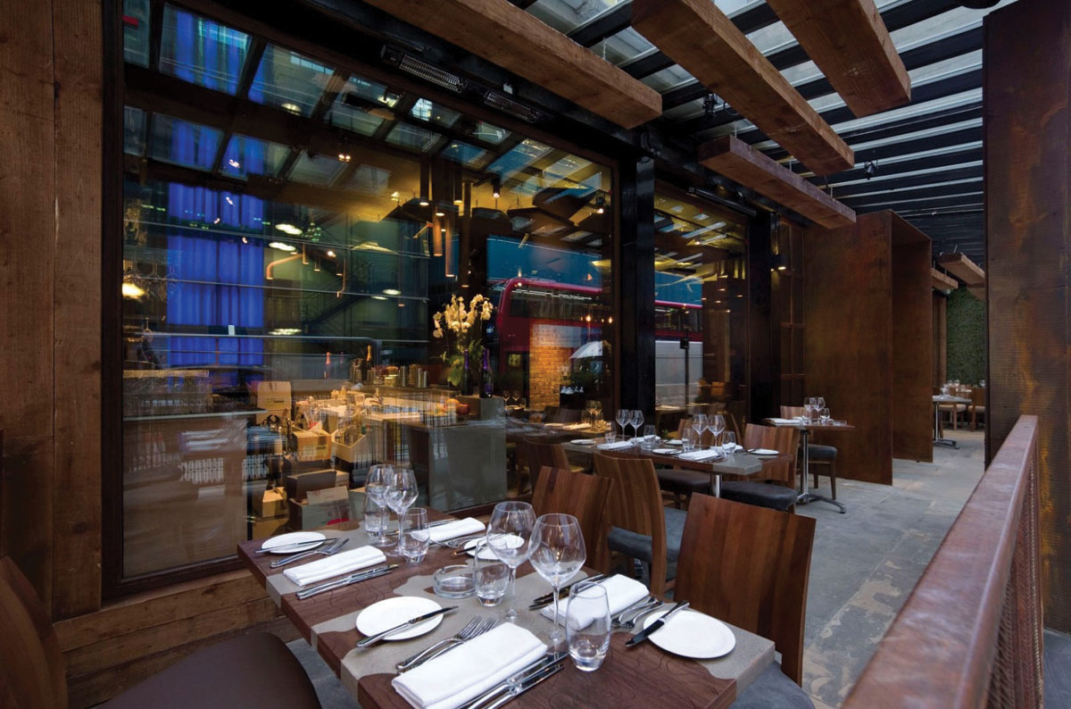 interior design, Project Of The Week – Zebrano in the City