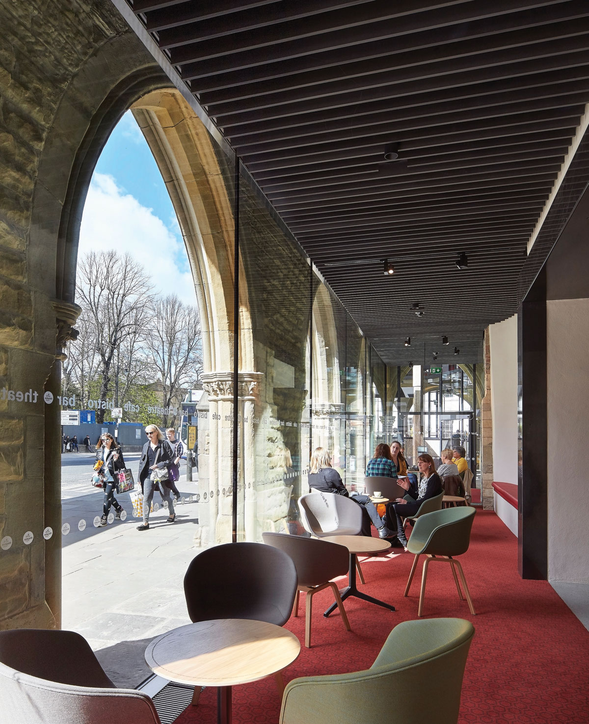 York Theatre Royal, Project Of The Week – York Theatre Royal