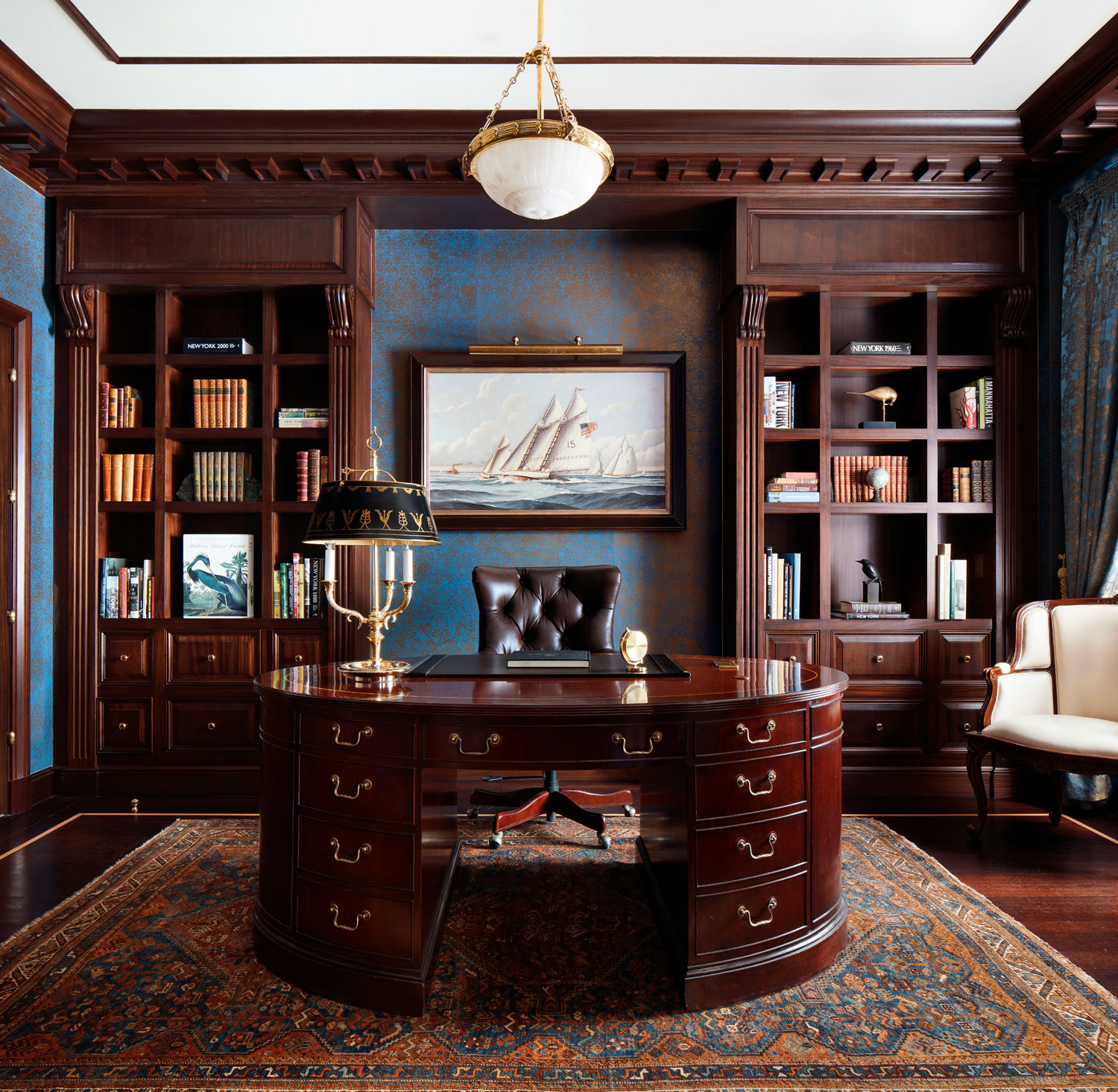 Presidential suite, Project Of The Week – InterContinental New York Barclay Hotel
