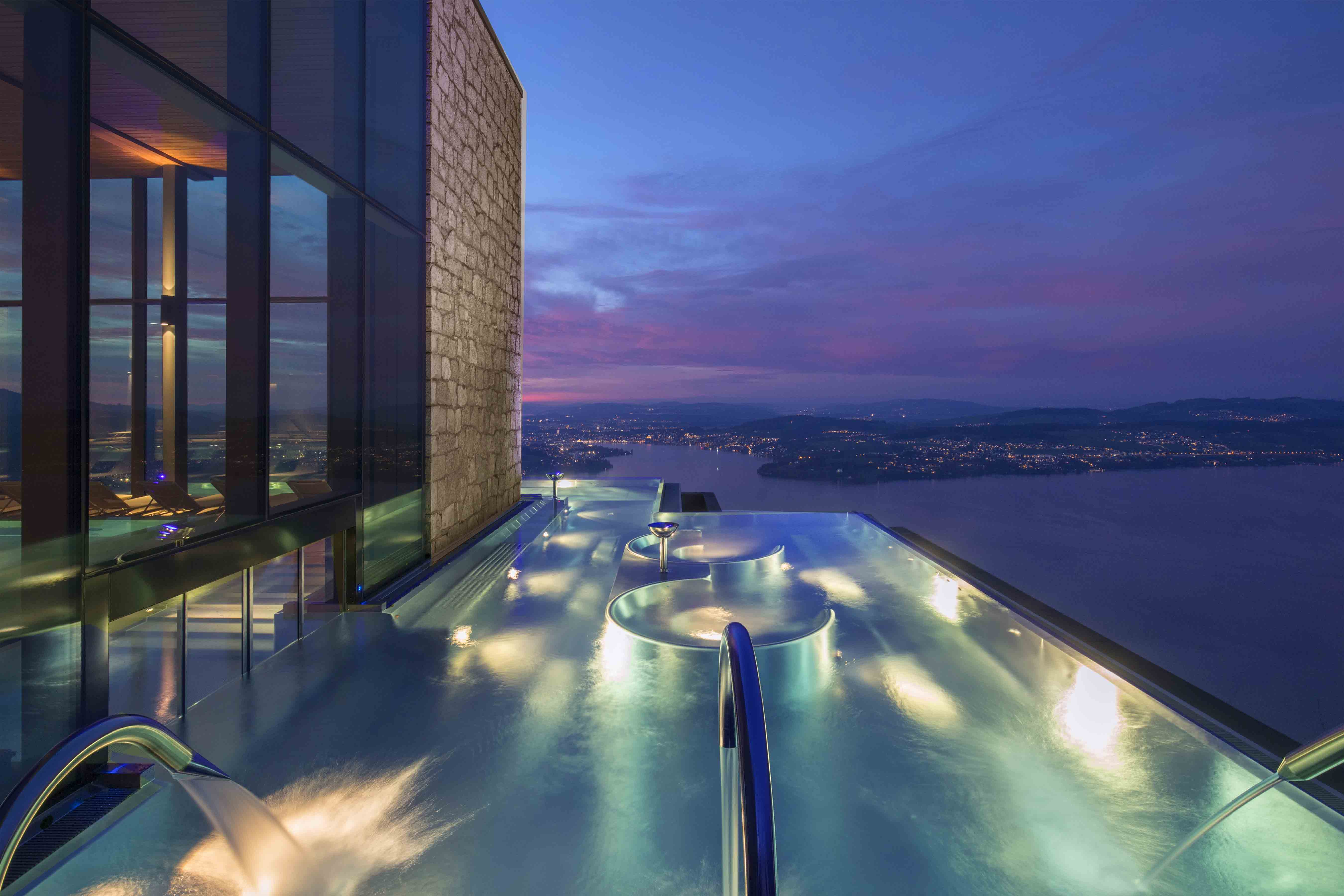 Project Of The Week – The Bürgenstock Resort