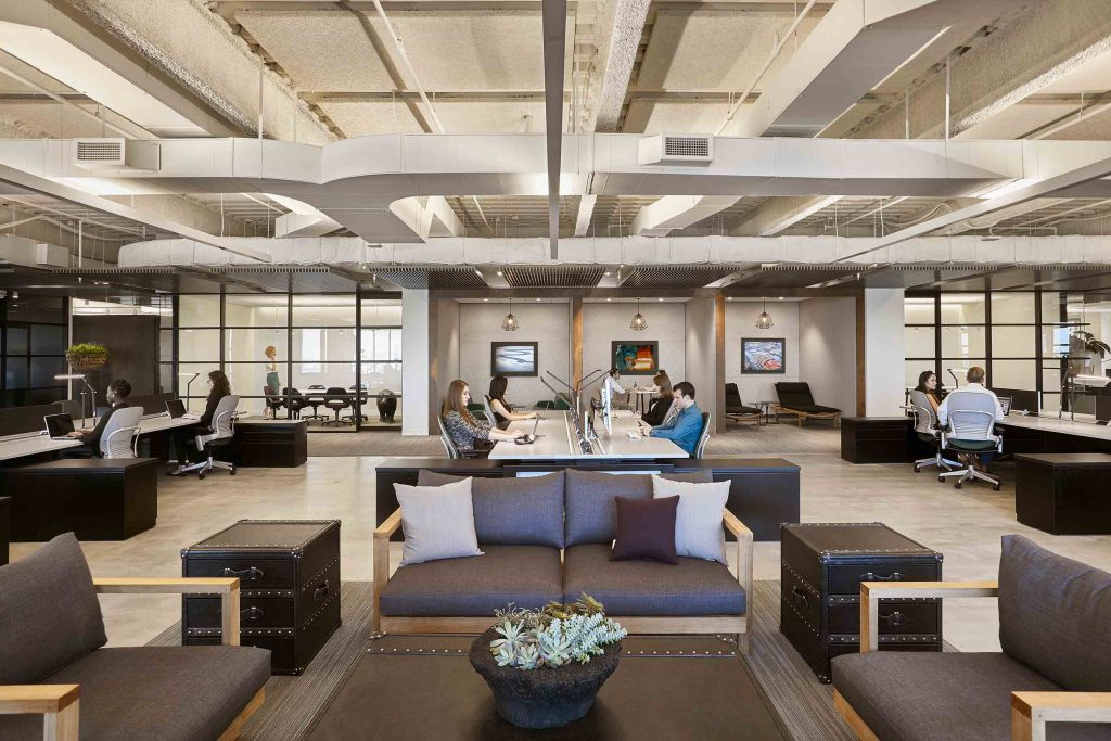 SBID Awards Category Winner 2017, Elkus Manfredi Architects for Office interior design