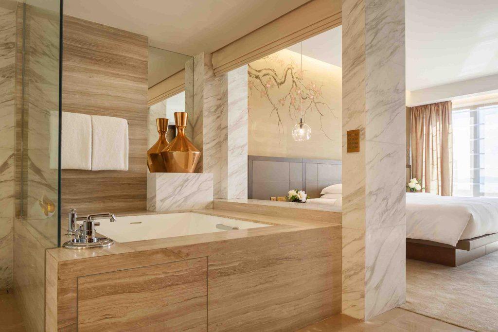 SBID Awards Category Winner 2017, BAR Studio for Hotel Bedrooms Suites interior design