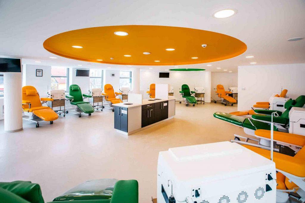 SBID Awards Category Winner 2017, Csiszer Design Studio for Healthcare interior design