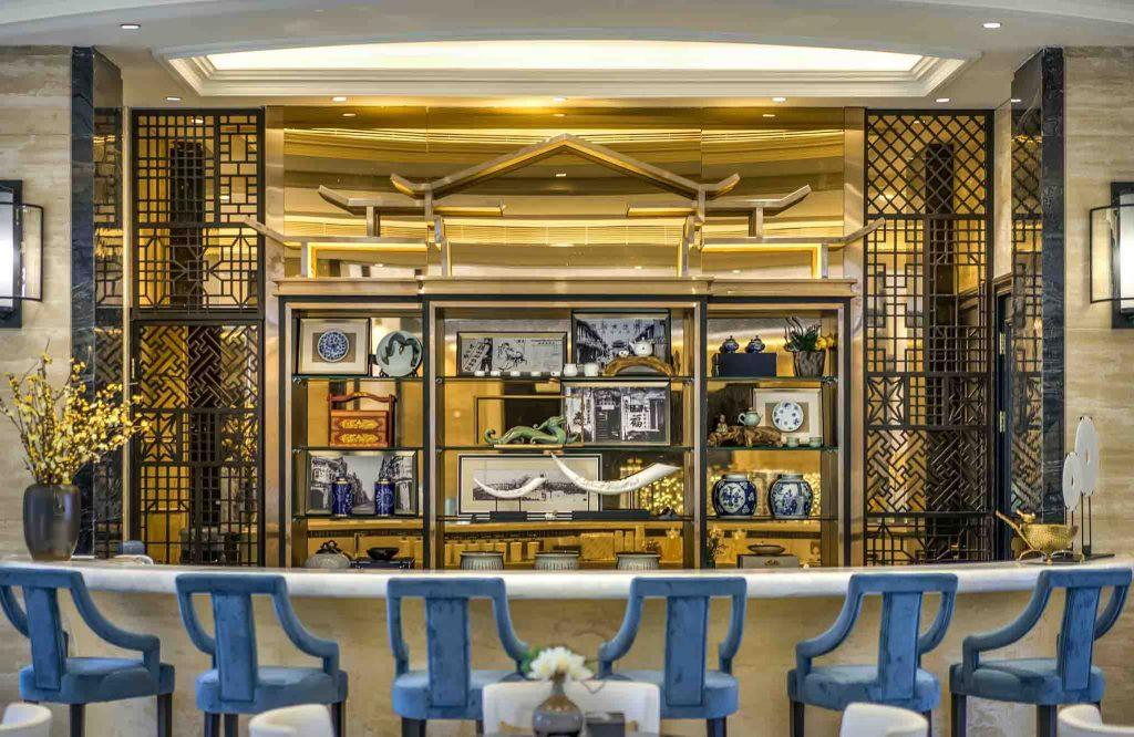 SBID Awards Category Winner 2017, David Change Design Associates International for Show Flats Development interior design