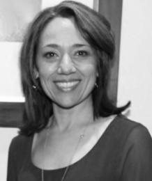 Sarah Radif profile for Designed for Business student design competition judging panel