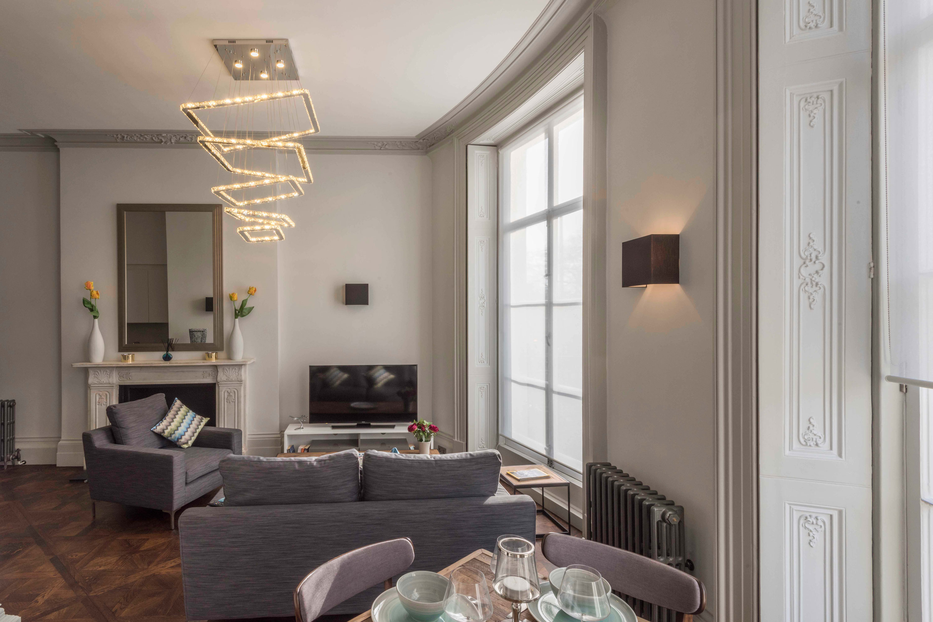 Project Of The Week – London Bachelor Pad
