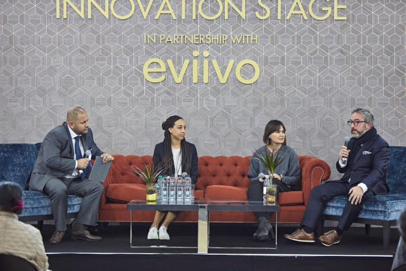 In Review: Interior Industry & Design Events October 2018