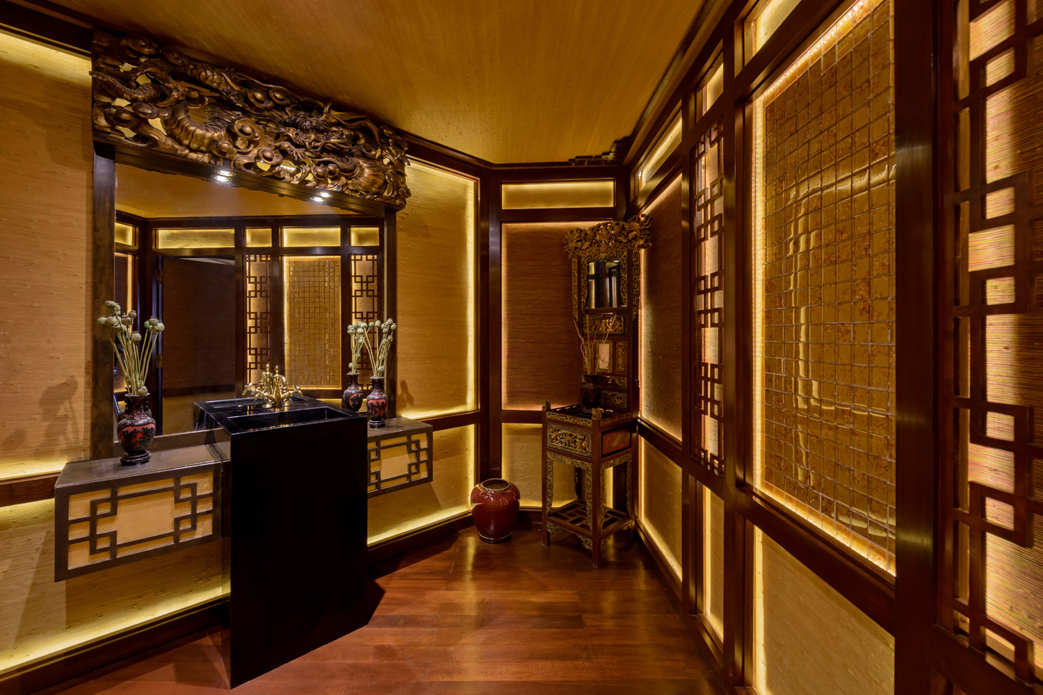 Project Of The Week – KARMA Mansion 'Chinese Bathroom'