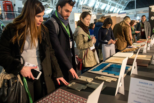 Design events for 2019 Surface Design Show Image