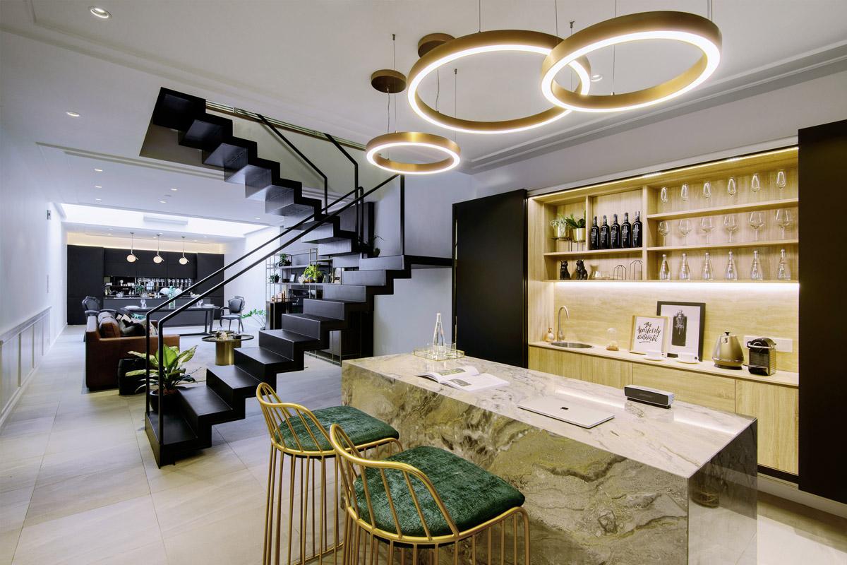 Pre War Terrace House Transformed Into Open Plan Luxury Home Sbid