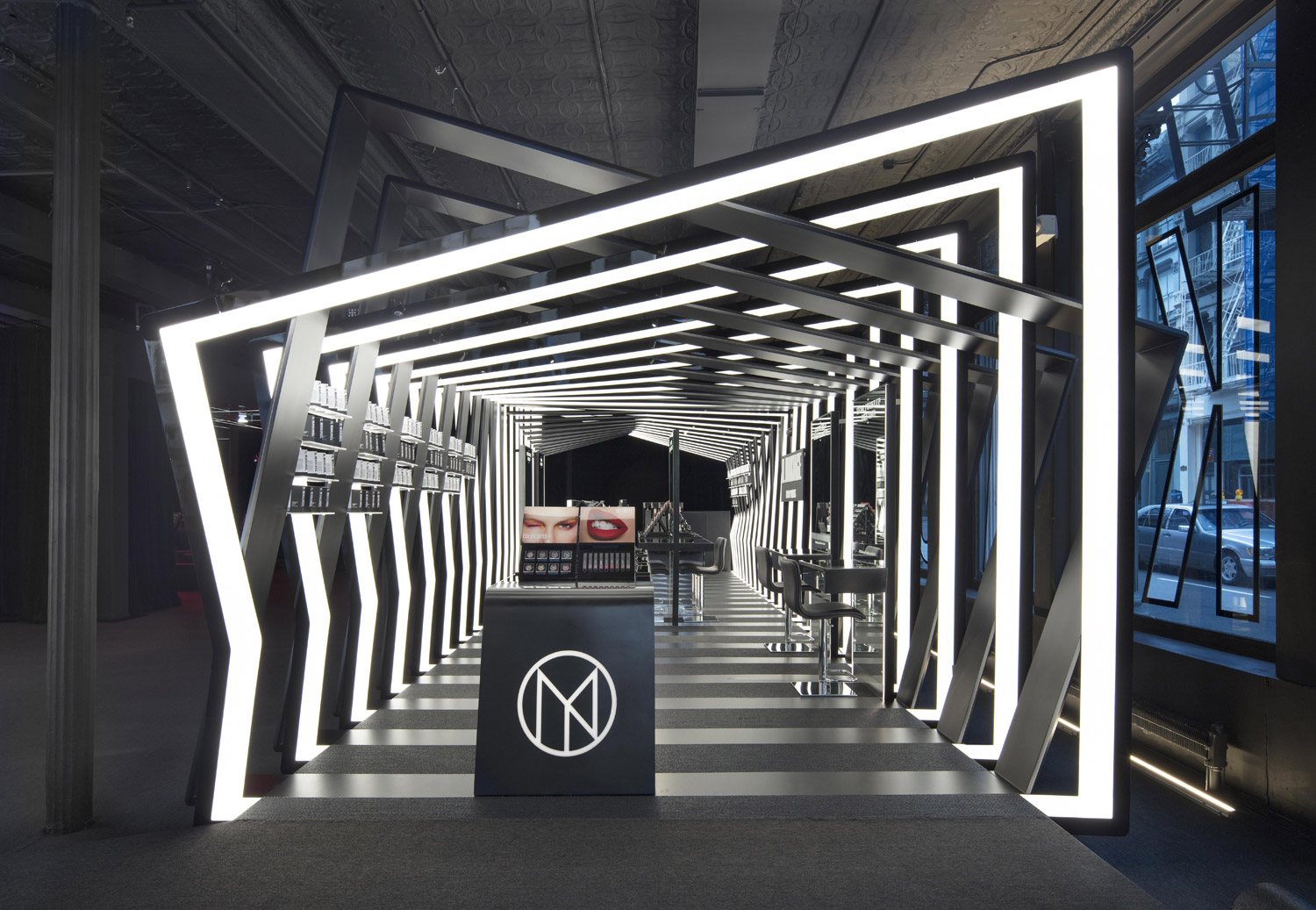 Distinctive Packaging Inspires Zaha Hadid Architects' Retail Design Concept