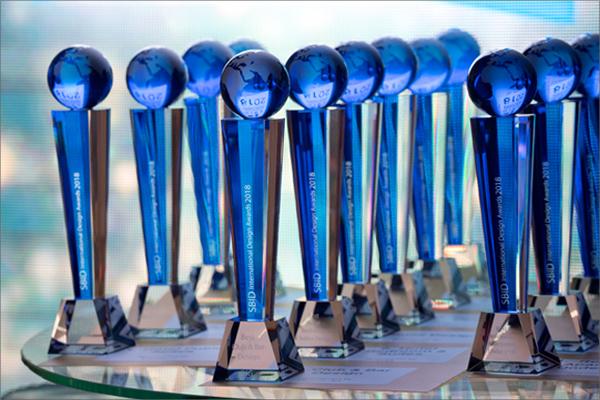 SBID International Design Awards for the interior design industry event