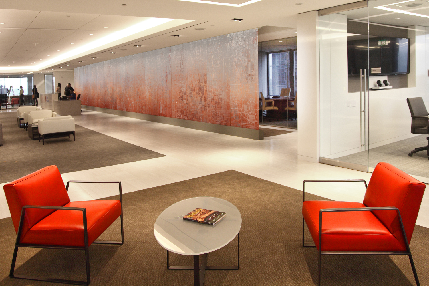 The Influence Of Contemporary Art In Corporate Spaces Sbid
