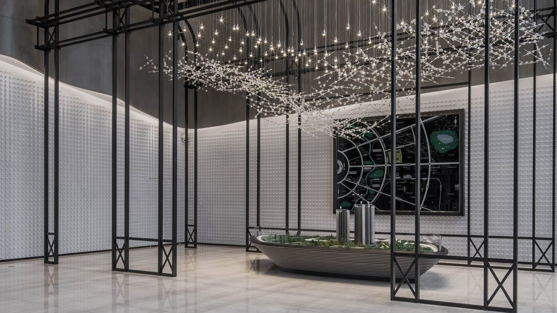 Interior Architecture Inspires New Office Development