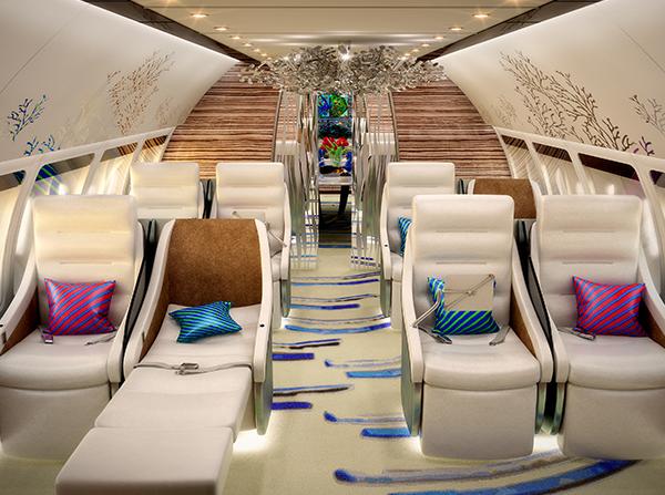 7. Aeronautical Design - Private Jet to Boeing AirBus
