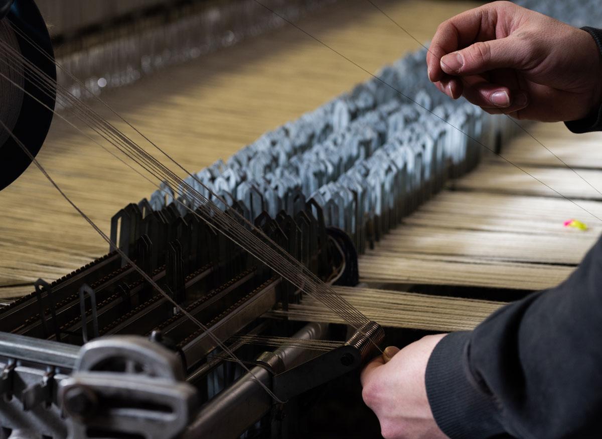 Clerkenwell Design Week Bute Fabrics