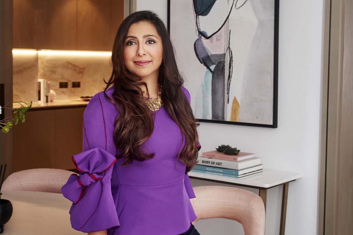 Behind the Scenes with Interior Designer, Charu Gandhi