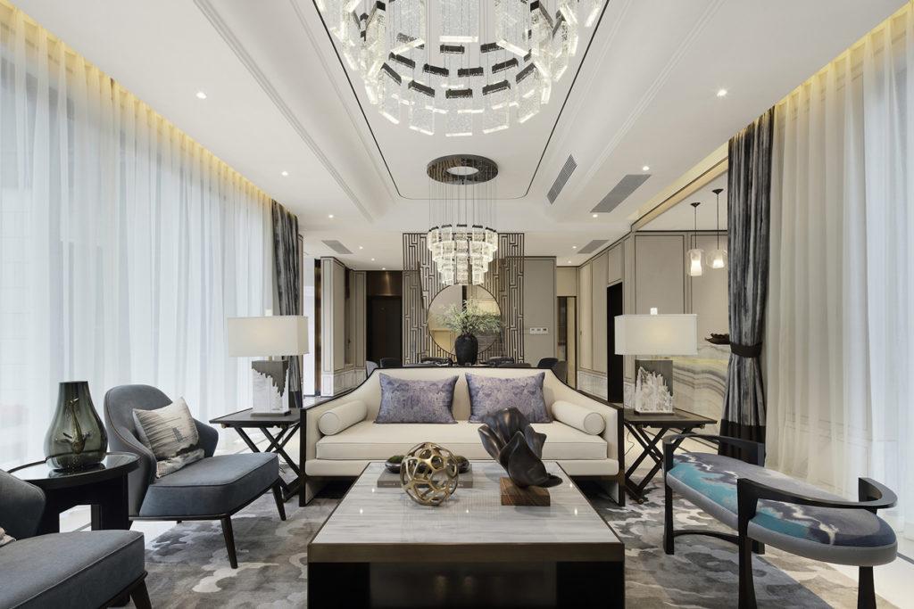 Modern & Minimal Design Aesthetic with Artistic Oriental Influences