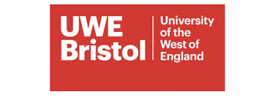 UWE Bristol logo for SBID Recognised University list for providing degree courses in interior design
