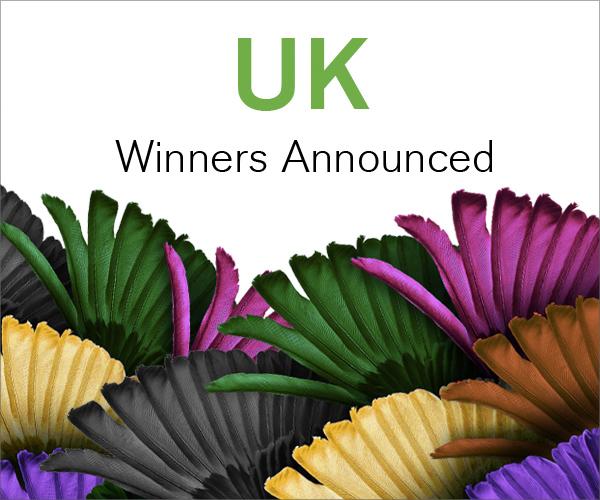 UK Winners announced