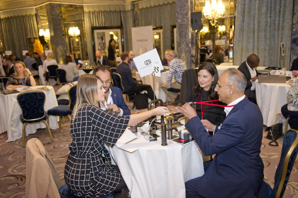 SBID Meet the Buyer 2018 event image at meeting table