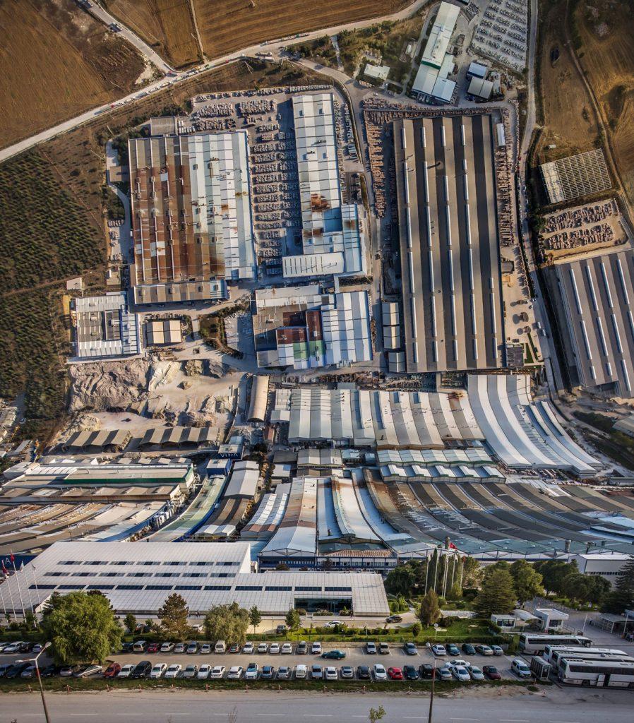 SBID Awards Sponsor VitrA aerial image
