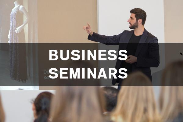 SBID Meet the Buyer Subtab Business Seminars