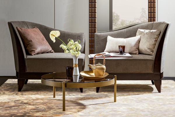 Product news featuring Piccadilly coffee table by Selva