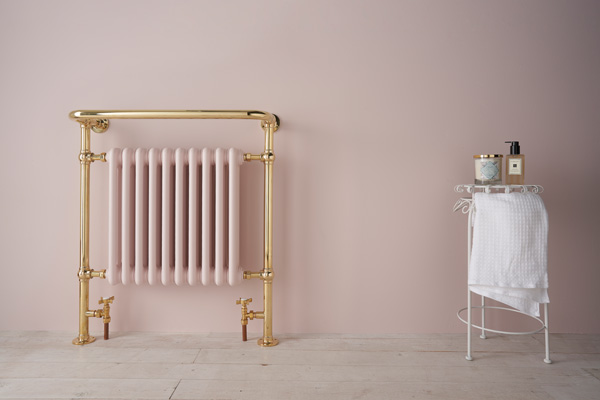 Product news featuring Bisque traditional line of radiators