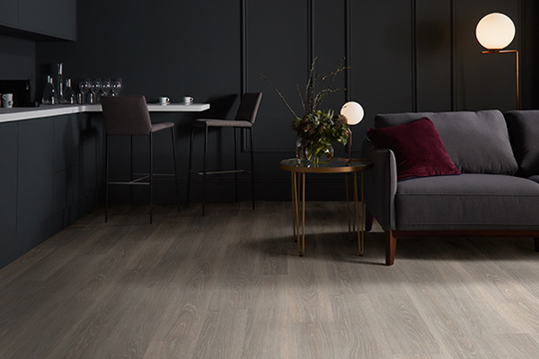 Product news featuring Polyflor's Expona Encore vinyl flooring solution