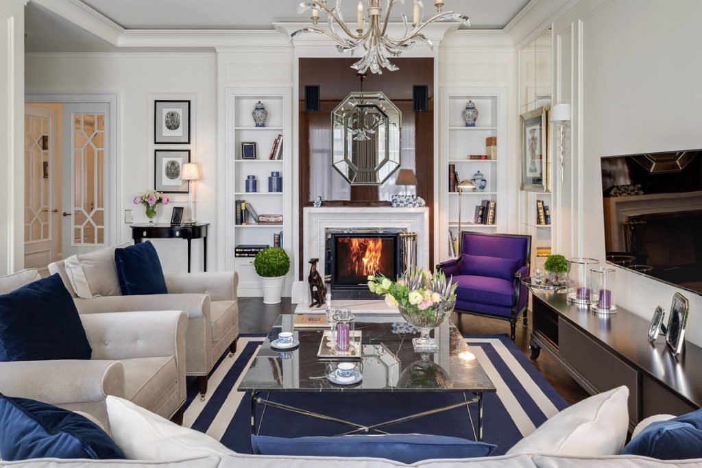 19th Century Apartment with Historic Style and Sophisticated Luxury