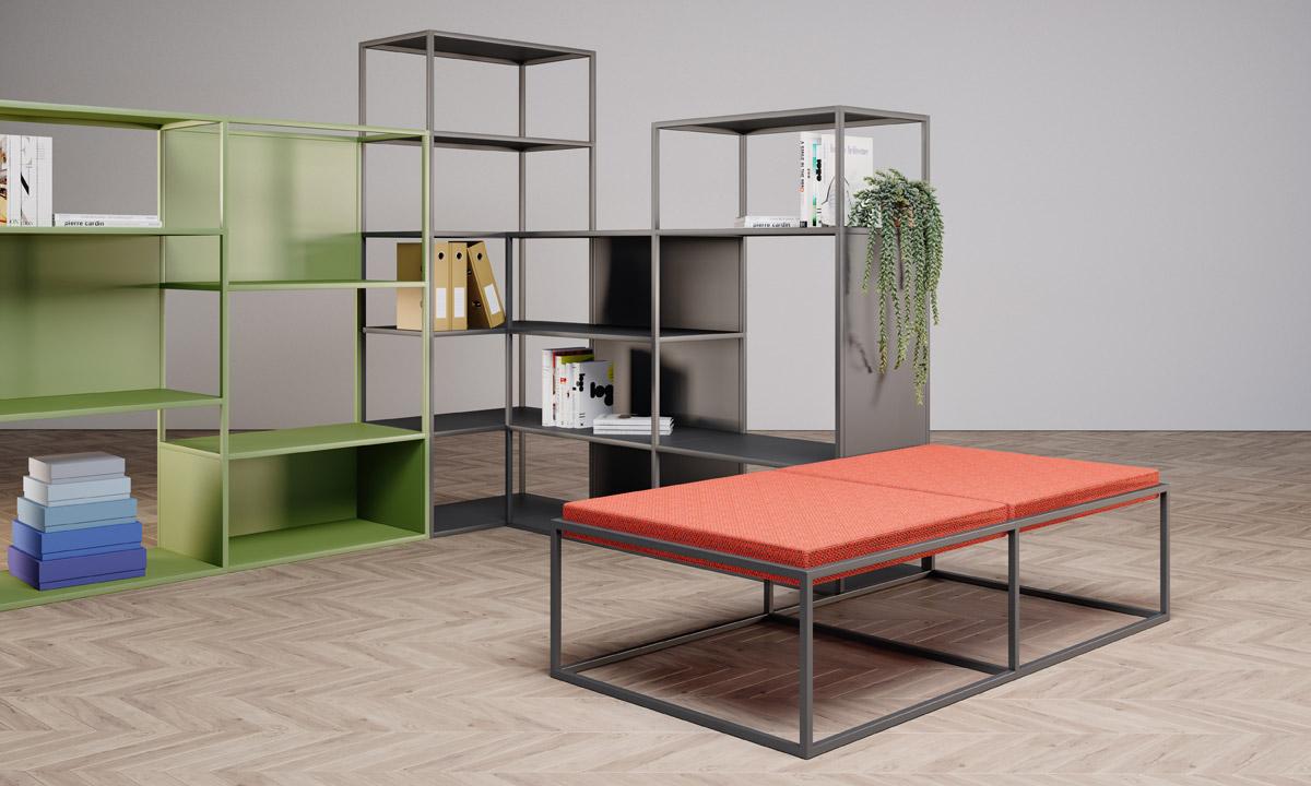 SBID Awards Sponsor KI Europe interior image with modular shelving