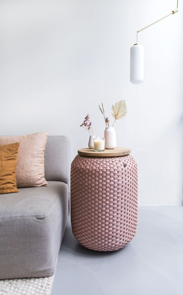 Handed by furniture products exhibit at MAISON&OBJET 2020