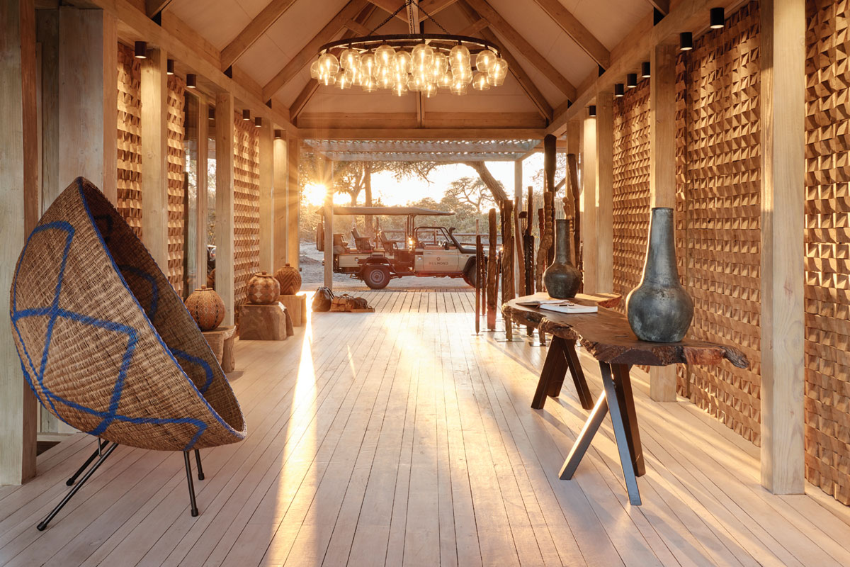 sustainable design, Sustainable Design Embracing the Natural Beauty of Wild Africa
