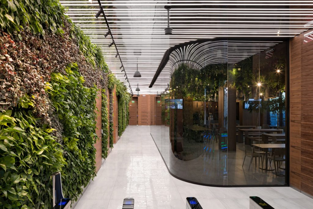 Top 5 Inspirational Interiors for Public Spaces