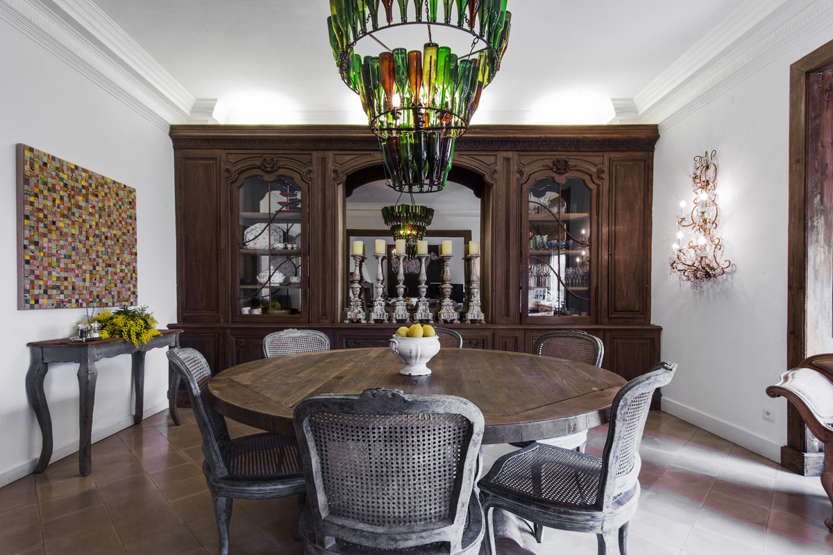 The Secret to Sourcing Antiques for Interior Design