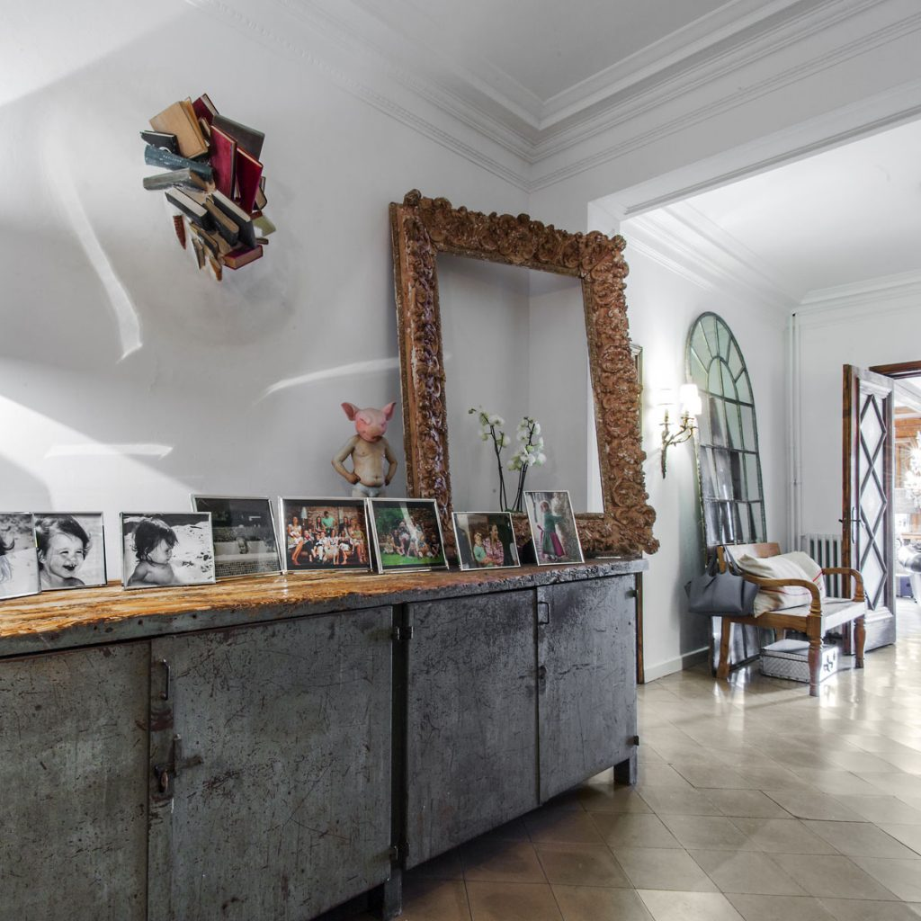 Sourcing Antiques by Ana Engelhorn Interiors