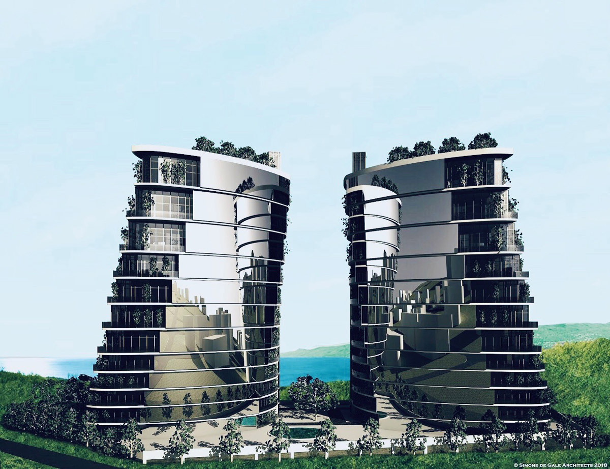Adriatic Twin Towers Croatia