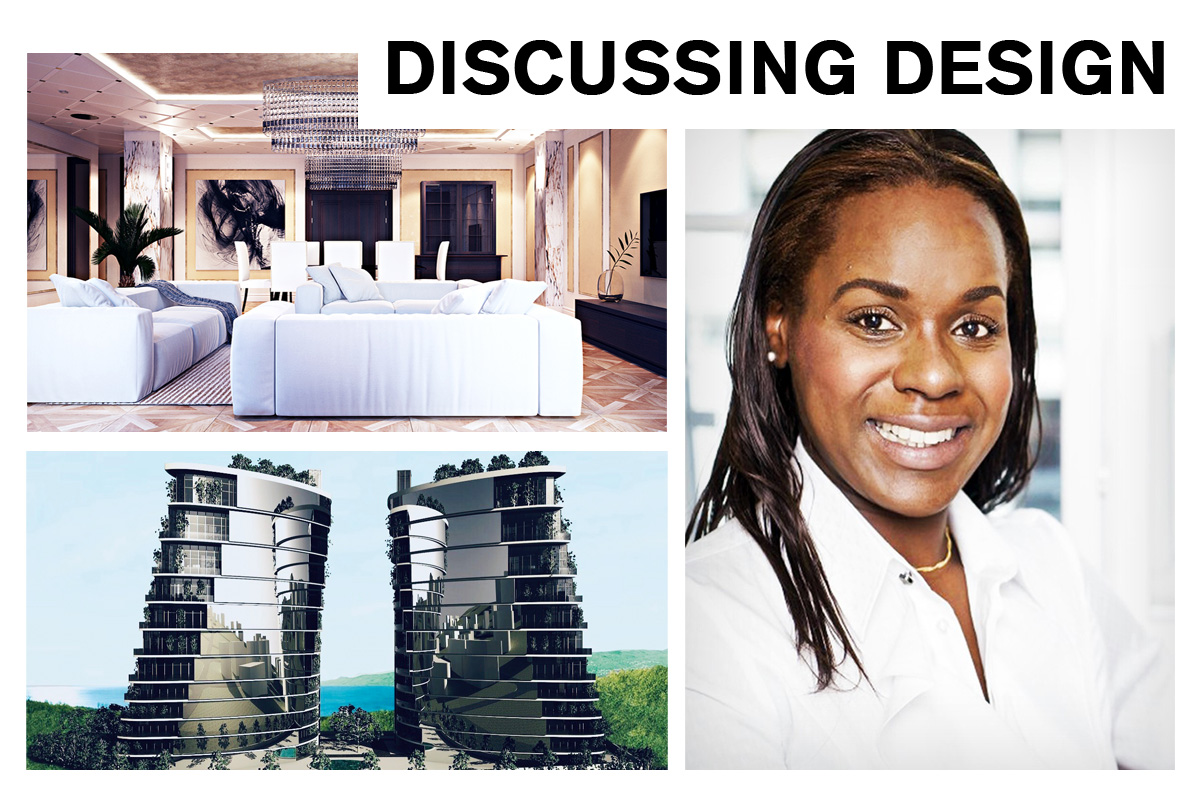 Discussing Design with Simone de Gale Architects