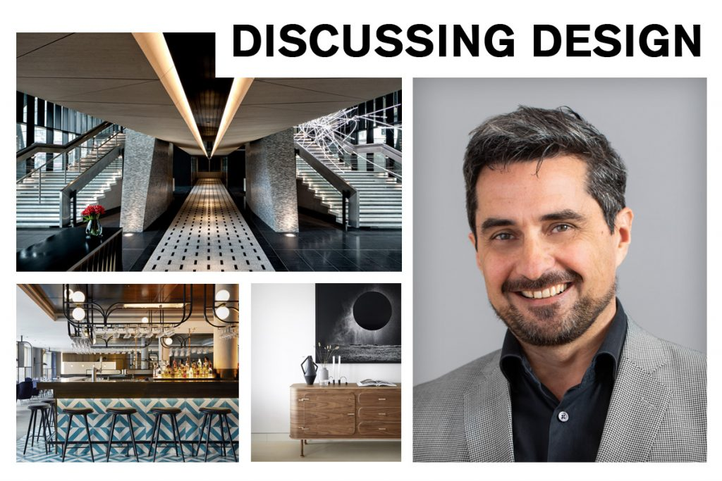 Discussing Design with Tim Bowder-Ridger, Conran and Partners