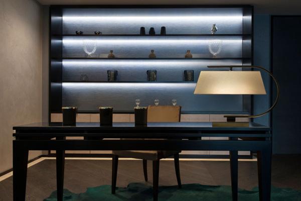 Product news featuring Alexander Joseph cordless lamp, Arc