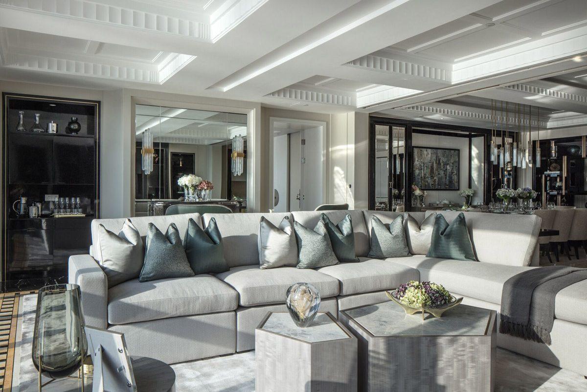 Contemporary British Design for a Stunning Shanghai Apartment