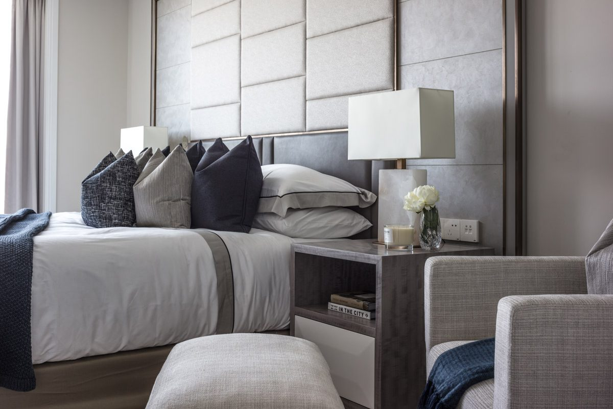 residential design, Contemporary British Design for a Stunning Shanghai Apartment