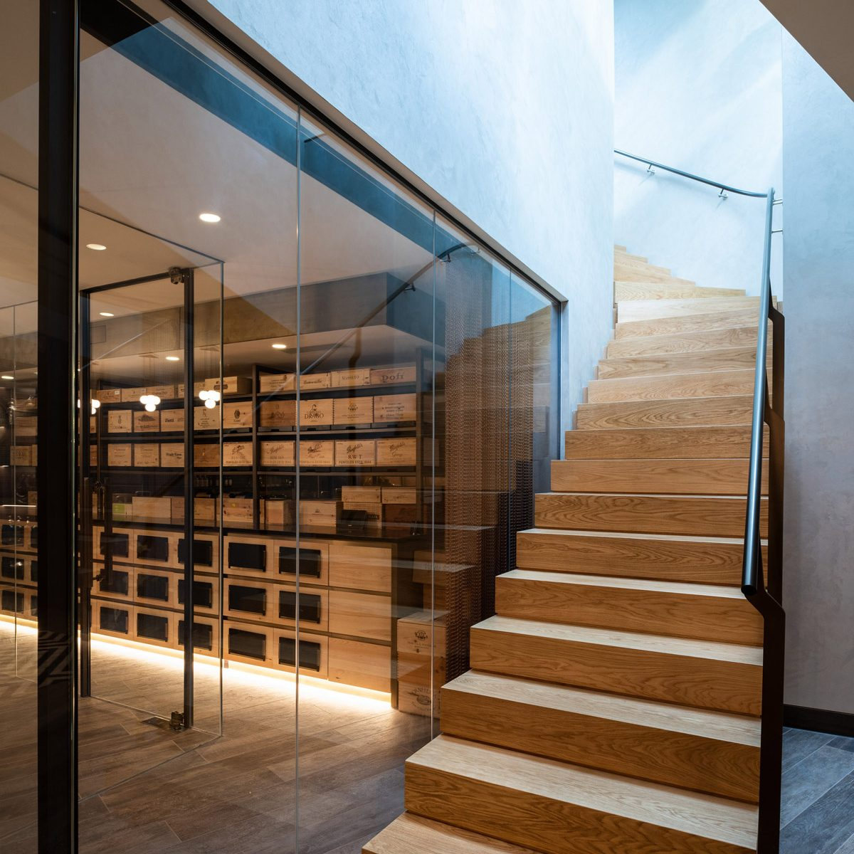 residential design, Luxurious Design for the Ultimate Underground Entertainment Space