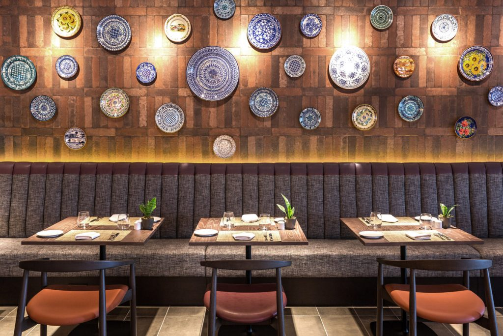 Top 5 Inspirational Interiors for Restaurant Design