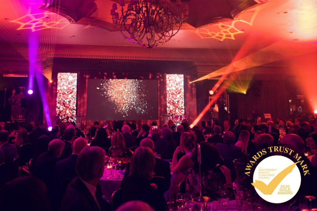 SBID Product Design Awards Achieves Gold-level Awards Trust Mark
