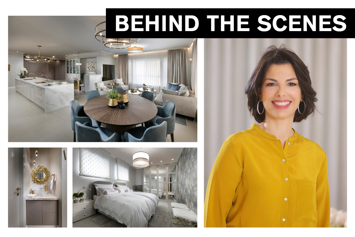 Behind the Scenes with Interior Designer, Annette Frommer